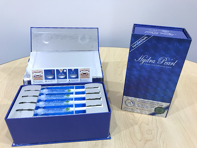 Hydra Pearl is developed by Nanova in Columbia Missouri (The products showcase at Grassroots Entrepreneurs)