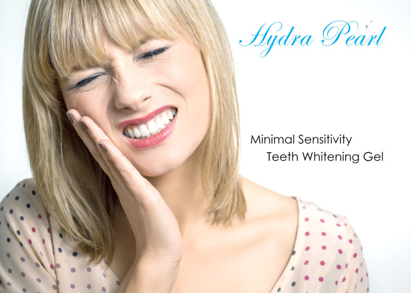 Why Hydra Pearl Prevents Tooth Sensitivity?
